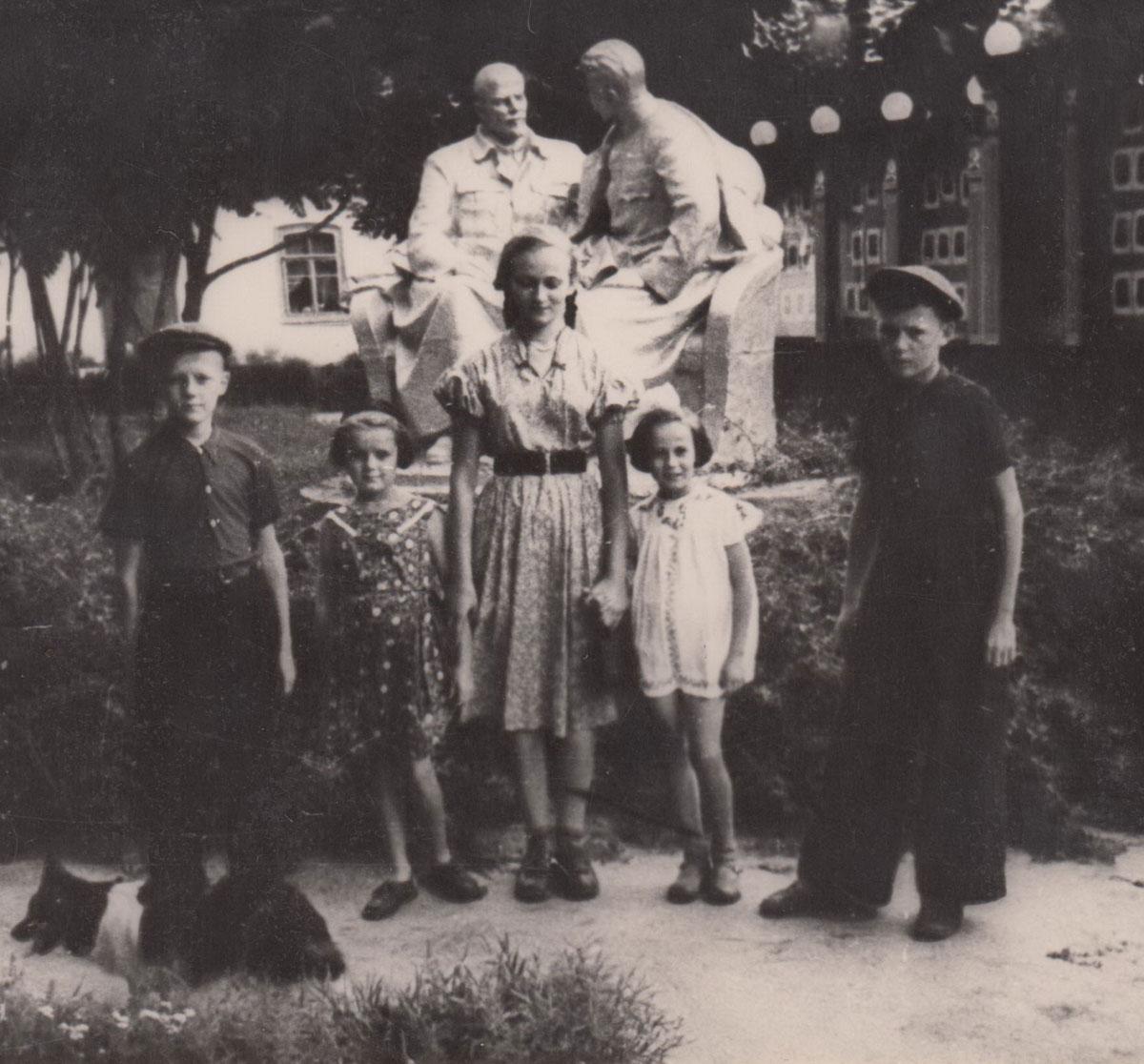 Історія вулиці через історію життя родини Громовських
