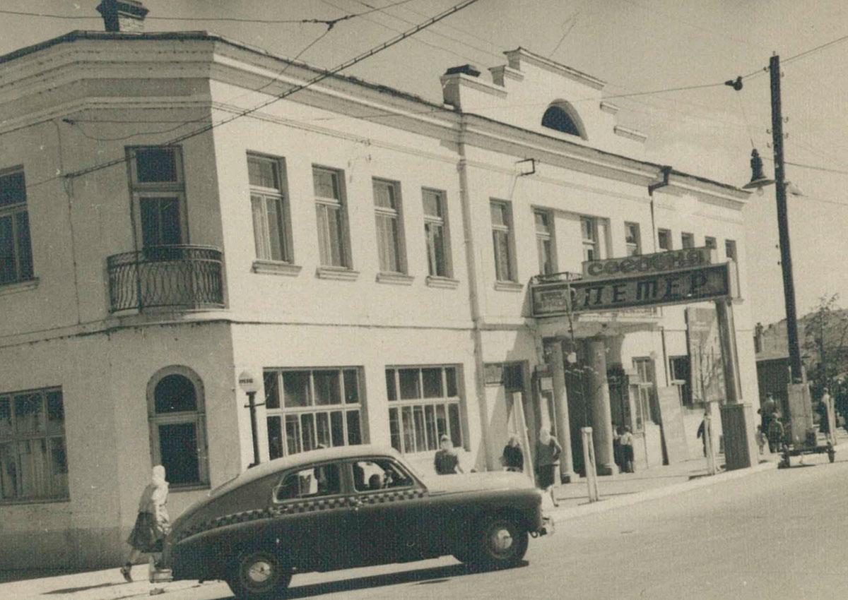 Пам'яті піонера рівненської кіноіндустрії