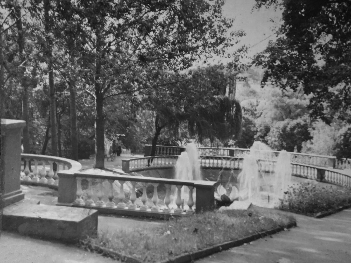 З історії рівненських фонтанів