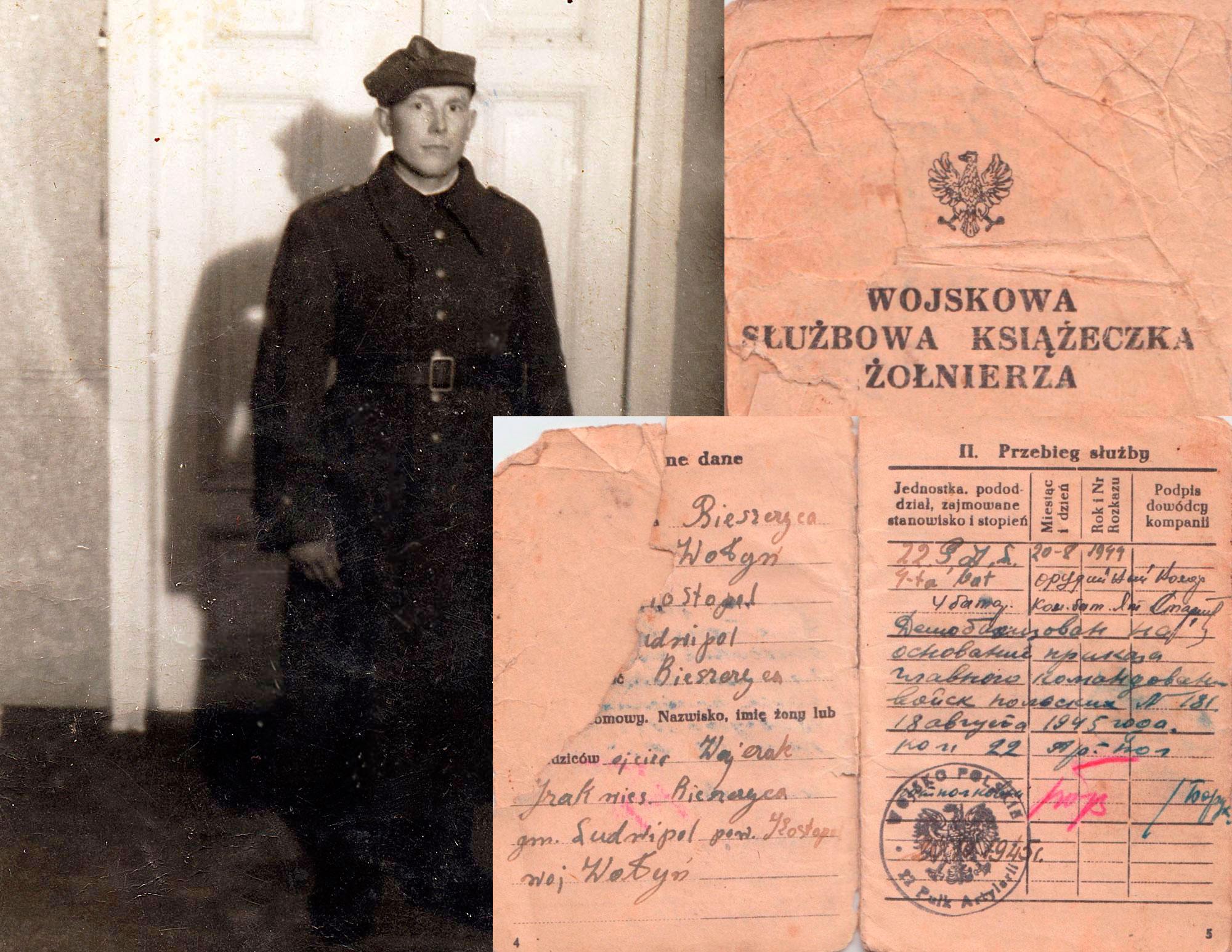 Федір Войчук. Український солдат Війська Польського