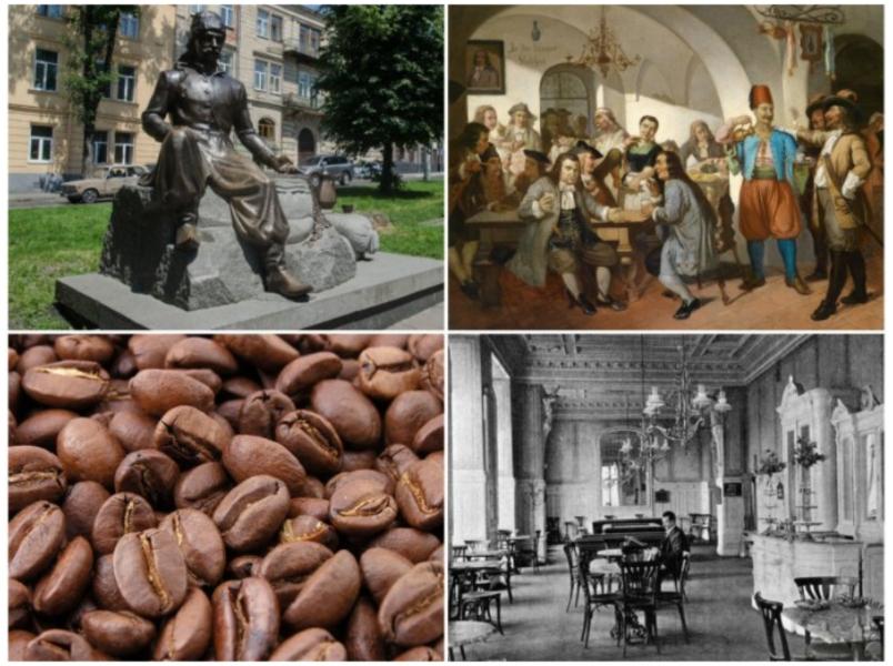 Історія кави, або як галичанин відкрив каву Європі