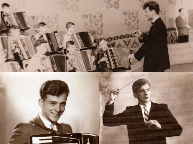 Ростислав Бабич – відомий диригент з Рівного