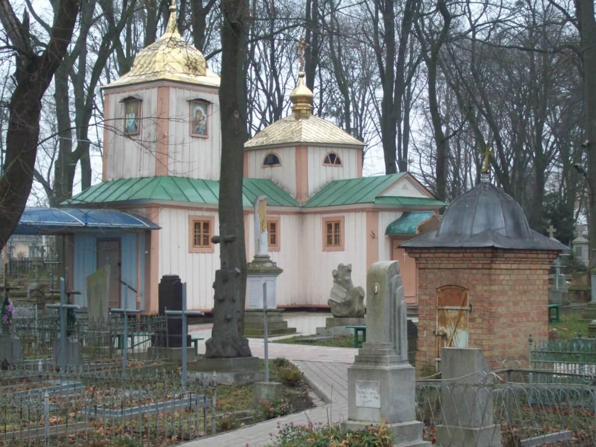 Церква Святого Стефана, сучасний вигляд