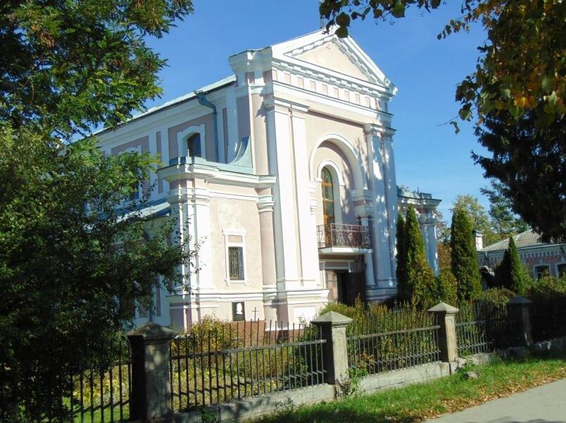Подорож до Бердичева з роздумами про Рівне
