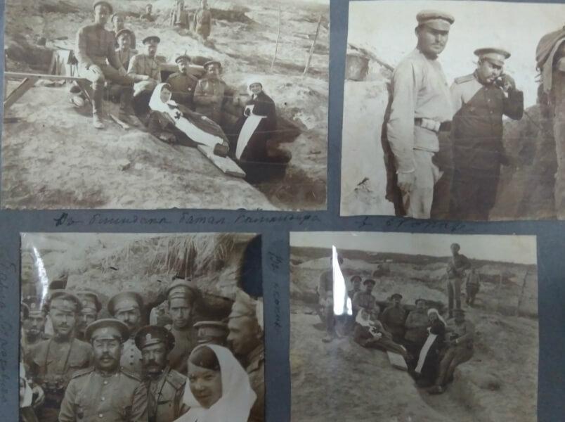 Унікальні світлини і документи Першої світової війни можна побачити в Рівненському краєзнавчому музеї