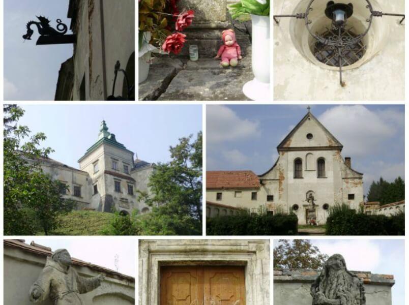 Не фортецею одною, або Кілька штрихів до історії містичного костелу в Олеську