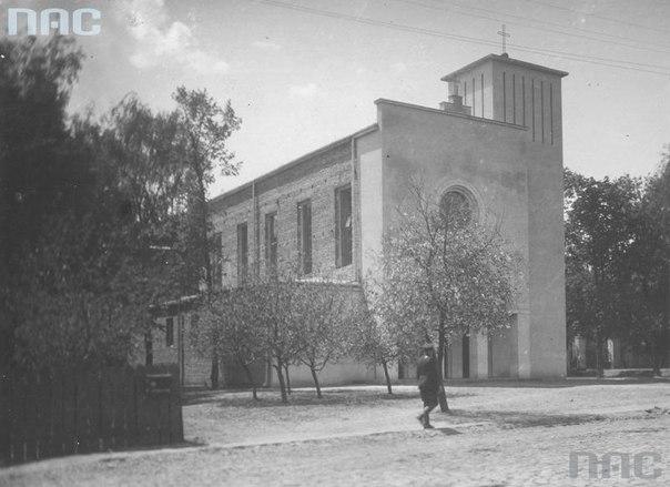 Костел Петра і Павла, ймовірно кінець 1930-х років