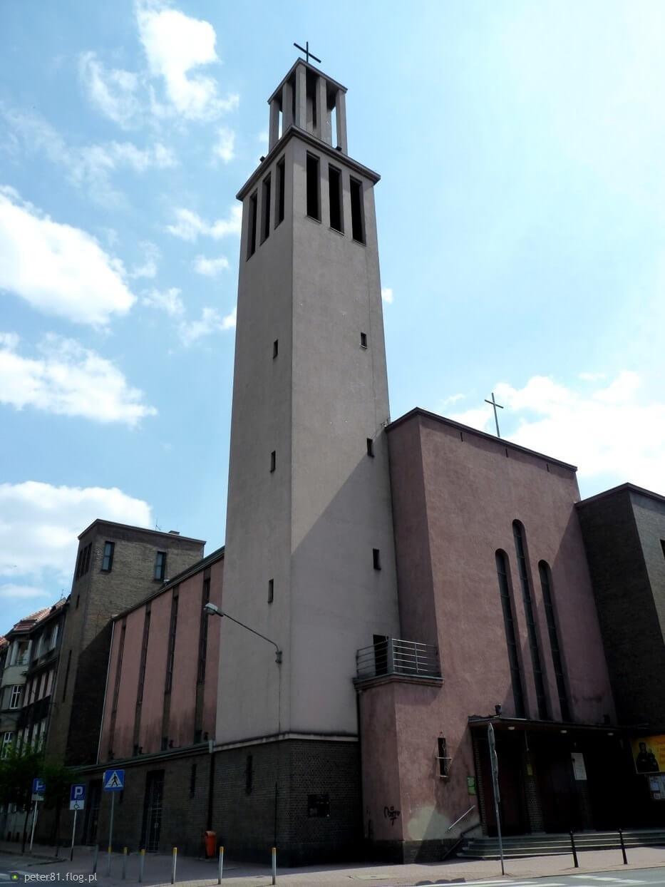 Костел в Катовіцах, сучасний вигляд