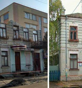 Старі будинки помирають мовчки