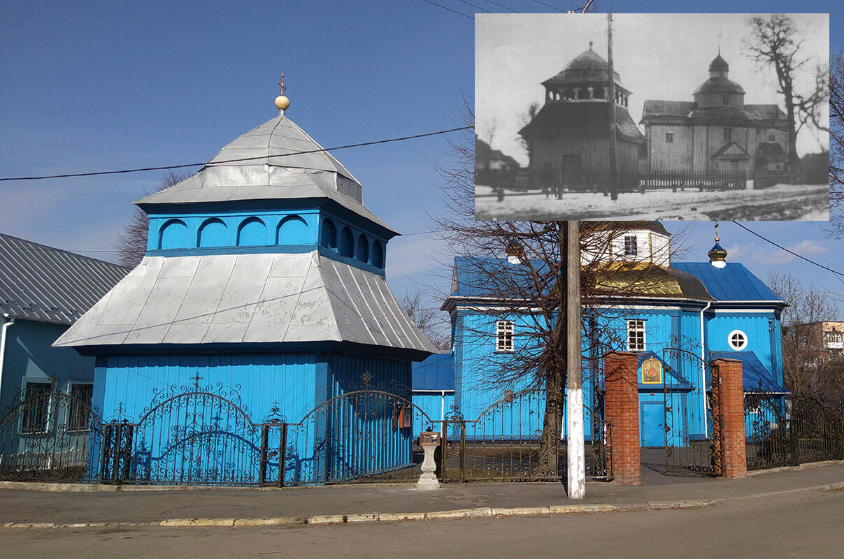 Збудували без жодного цвяха — зіпсували без жодних наслідків. Найстаріший храм Рівного втрачає свою автентичність