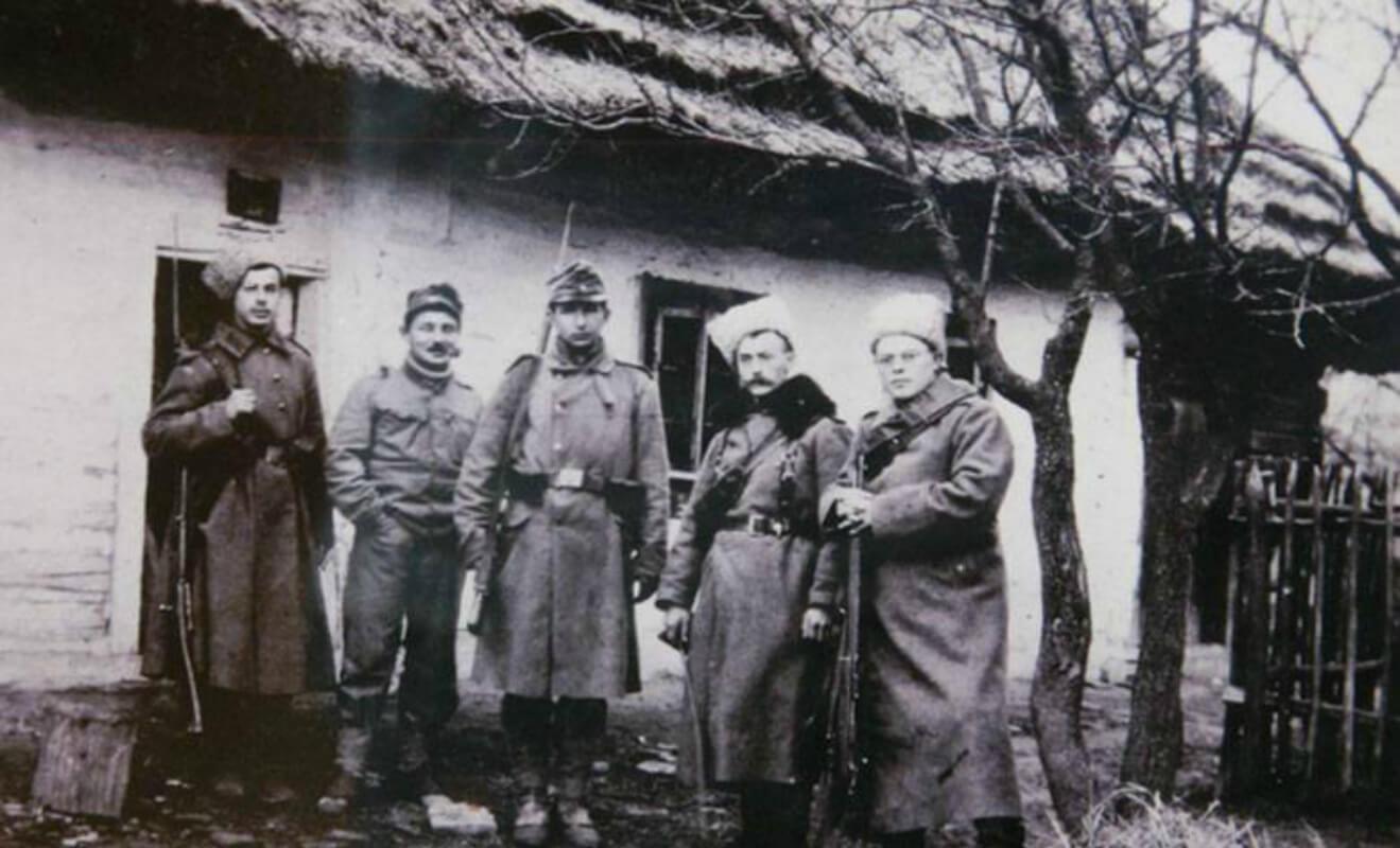 У Рівному може з'явитися пам'ятний знак чехословацьким легіонерам