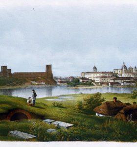 Балагани, ілюмінація, сади: видовища Луцька епохи Романових