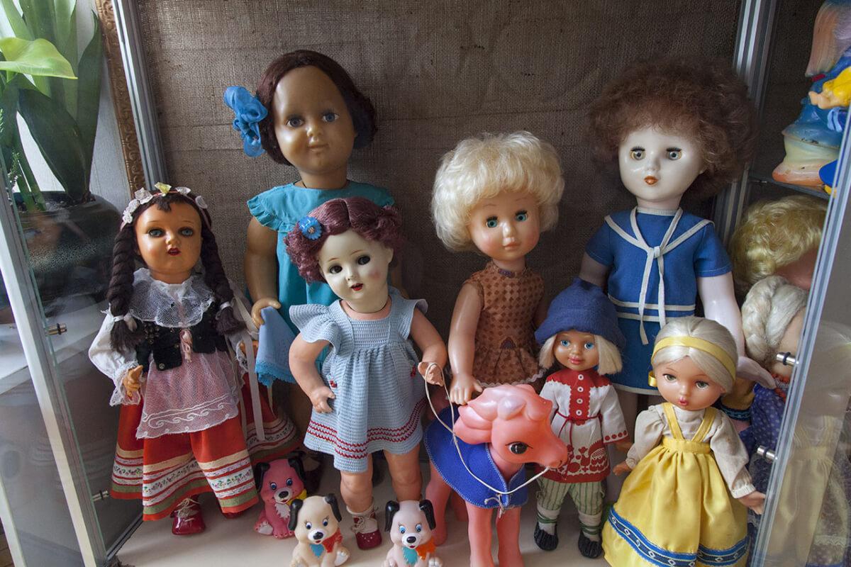 Музей родом з дитинства, або Не викидайте іграшки, панове!