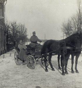 Фаетони старого Луцька, або Історія міських перевізників