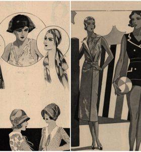 Нечуваної форми рукави та купелеві костюми із милою новинкою, або Тенденції літньої моди 1930 року у Львові