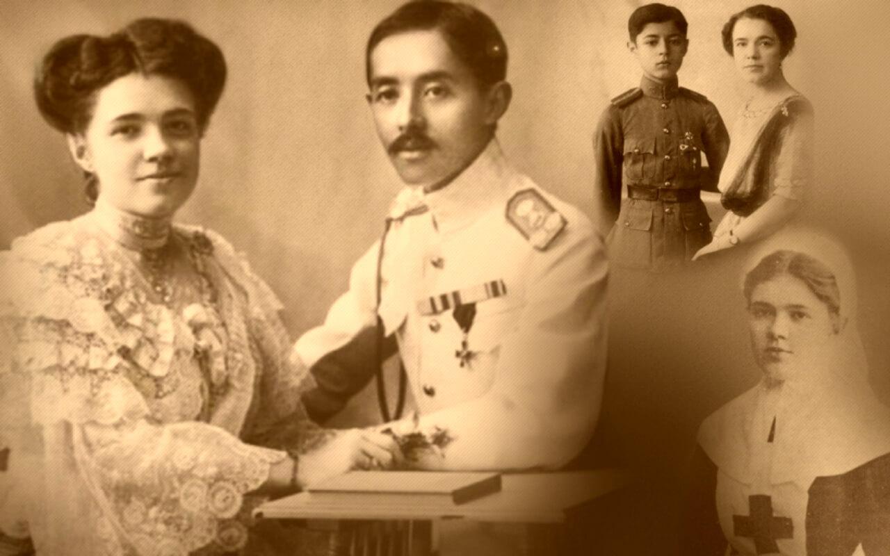 Cіамська принцеса з Волині та її українська родина. Повернення зі забуття