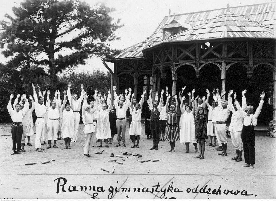 Вар'яти Тарнавського, або Як худнули наші бабусі та дідусі 100 років тому