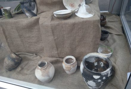 """""""Еволюція посуду"""" від Рівненського краєзнавчого музею"""