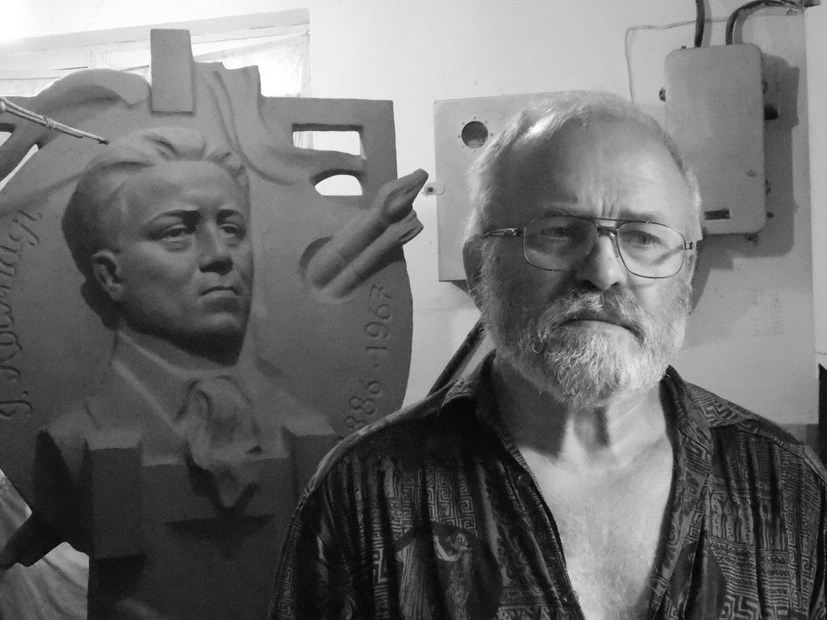"""Микола Сівак: """"Мені завжди нестерпно хотілося лише одного – малювати""""."""