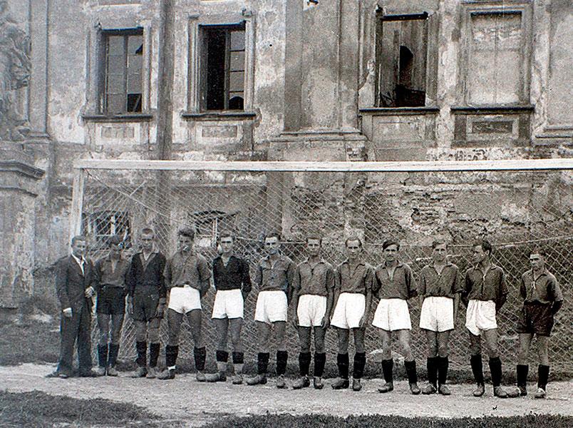 Рівненський футбол народився сто років тому