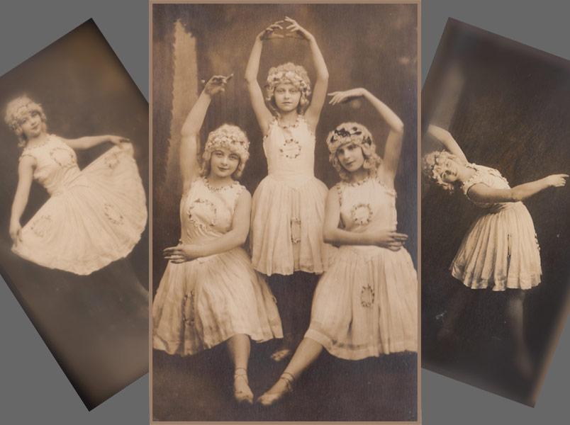 Капітоліна Максимова. Рівненська балерина
