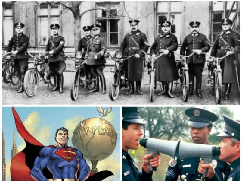 """""""Поліцейська академія"""" міжвоєнного часу, або полісмен – людина чи супергерой?"""
