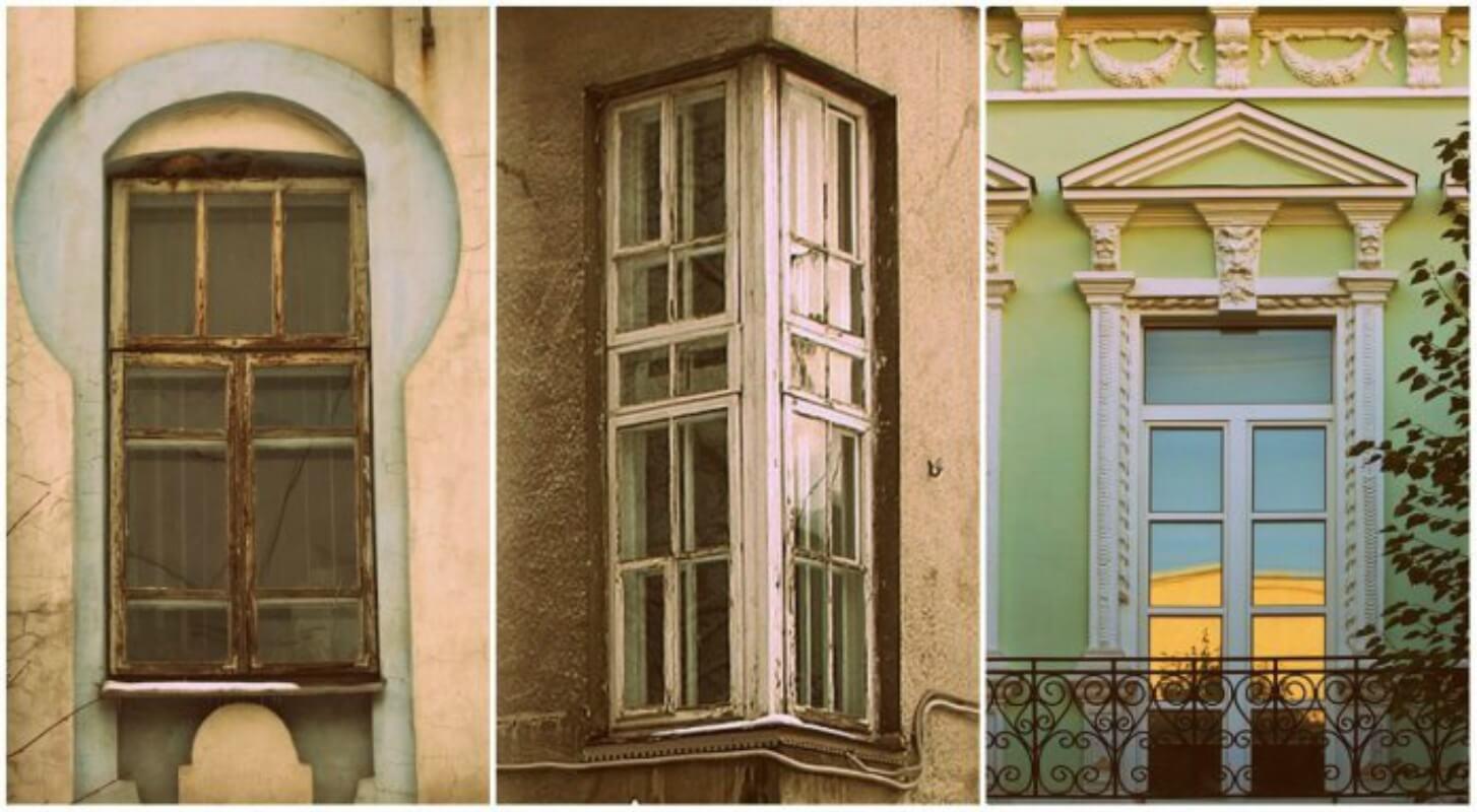 Дев'ять стильних вікон Луцька за останні 100 років