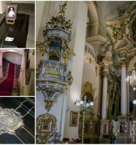 Таємниці крипти Собору Святого Юра у Львові