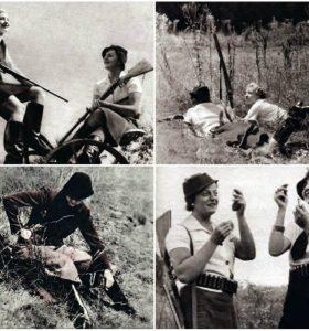 На кого полювали жінки в Галичині 100 років тому?