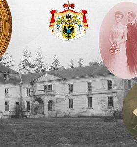 Шпанівська історія всесвітньо відомої родини князів Радзівіллів