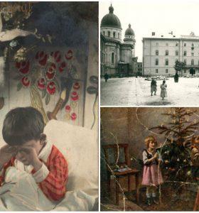 Львівський Святий Миколай і Святий Вечір на початку ХХ століття