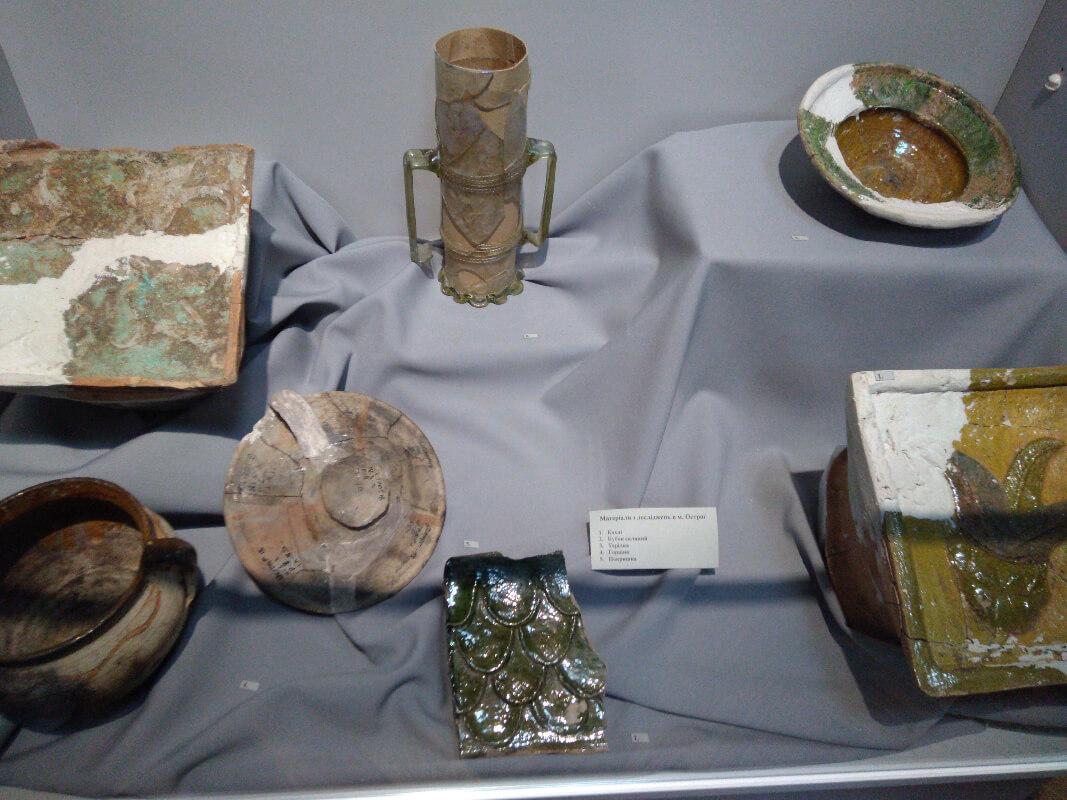 Унікальні археологічні артефакти можна побачити в Рівненському краєзнавчому музеї
