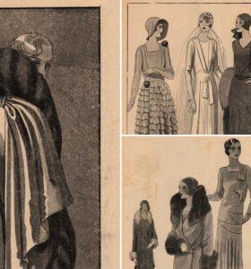 Які сукні одягали модниці на львівський карнавал 1930 року