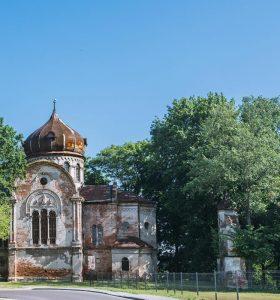 Церкви Любачівщини: Старий Диків