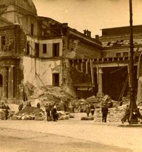 """""""Апофеоз війни"""": поруйнований Львів 1939-1945 років на рідкісних фотографіях"""
