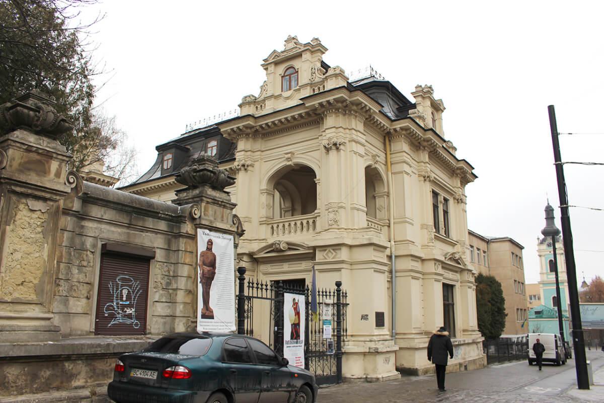 Львівський Лувр або Чарівна скринька