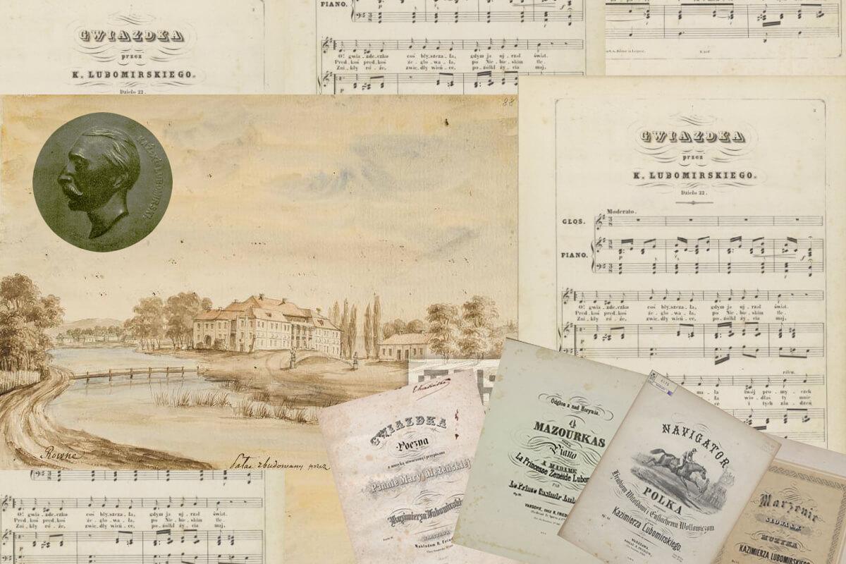 Таємниці життя і смерті рівненського князя-композитора
