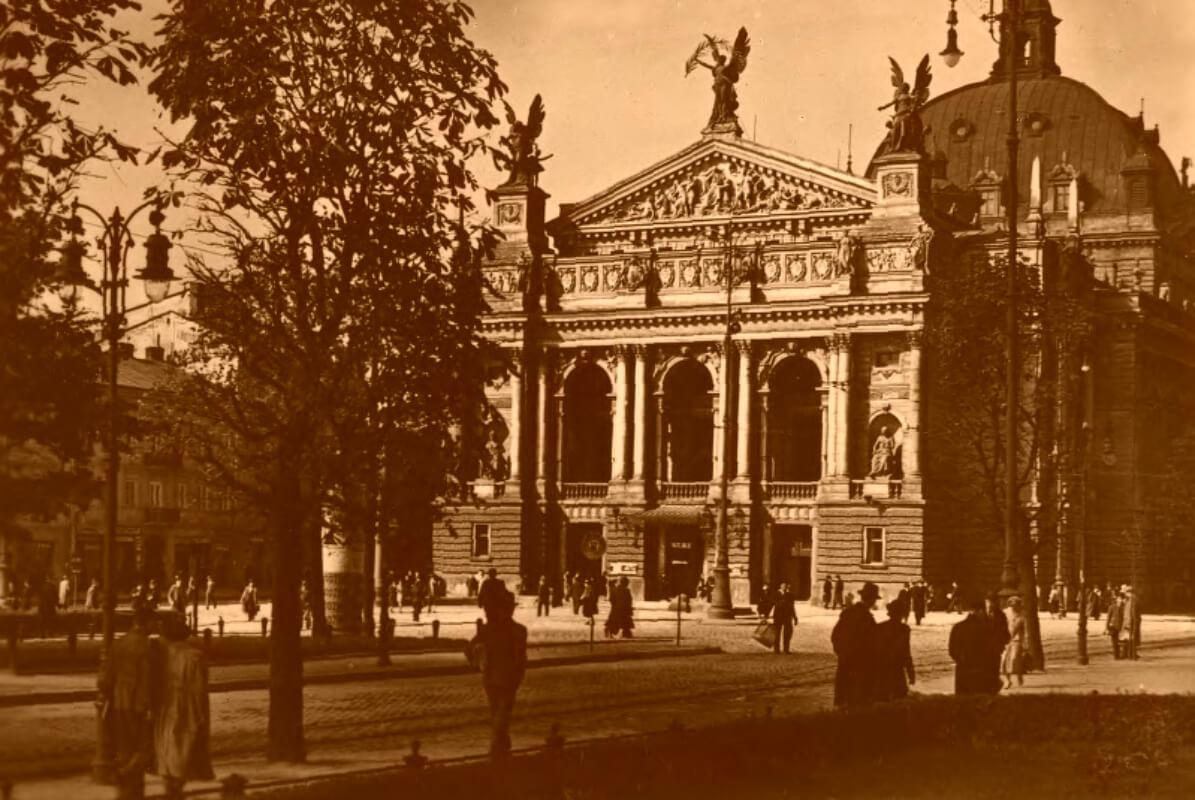 Львів на унікальних фото міжвоєнного часу