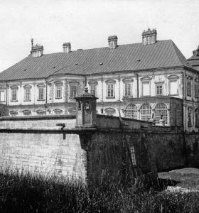 Подільський Версаль, або Маловідомі фото Підгорецького палацу